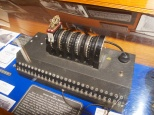 M-9 Bombe Checking Machine
